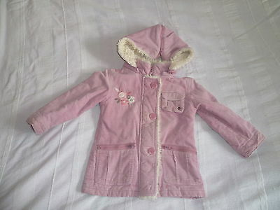 Girl's Coat - From Bhs  - Age 5 Years