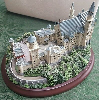 LENOX Great Castles of the World Neuschwanstein IN BOX Castles NICE