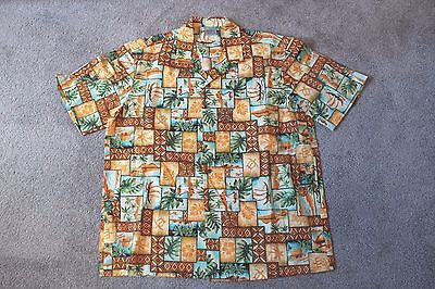 C Vintage Hawaii Shirt  Xl Hawaiian Royal Creations