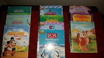 Golden Books - Large Collection