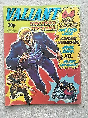 Valiant comic Summer Holiday Special - 1978