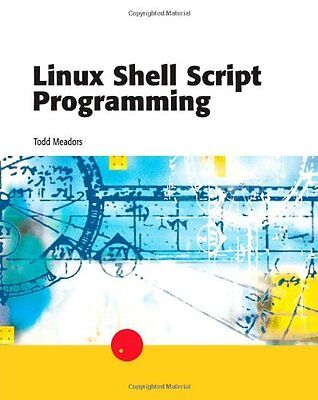 Guide to Linux Shell Script Programming Copertina flessibile