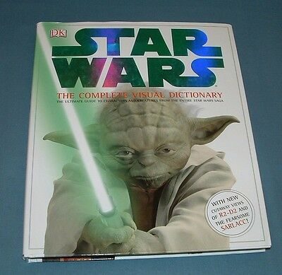 Star Wars, The Complete Visual Dictionary - Dk Books - 2006