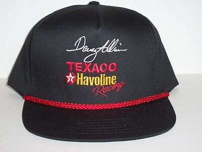 Davey Allison Texaco Havoline Ford Thunderbird Racing Hat Cap