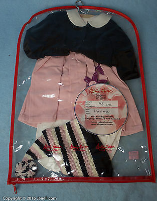 """New in Package Kathe Kruse Outfit for 48 cm 18""""-19"""" Baby Doll"""