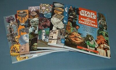 Star Wars, 6 The Essential Guide To Characters, Vehicles, Droids, Weapons, Etc.