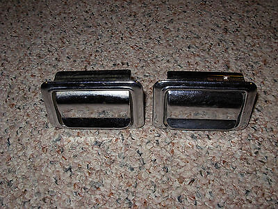 1970 ,71,72 Chevelle Maybe other GM Rear Seat Ash Trays