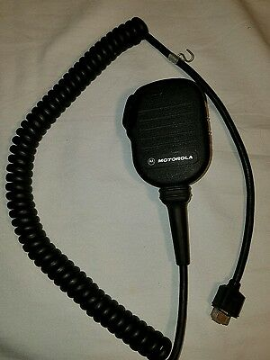 Motorola Noise cancelling mobile speaker microphone GMN6147A