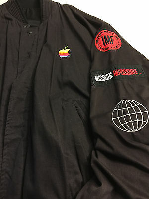Apple Computer Mission Impossible Jacket
