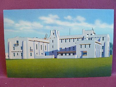 Old Postcard Dona Ana County Court House Las Cruces NM