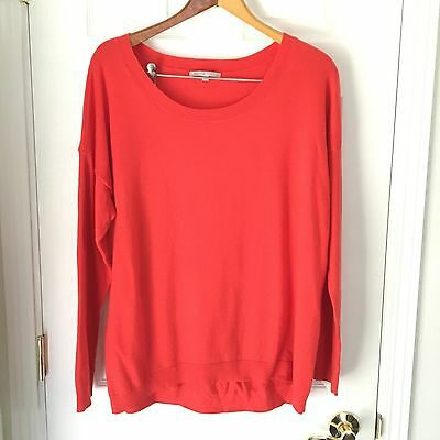 Gap Red Woman's Sweater Size M