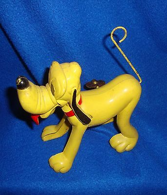 Disney Vintage 1950's Pluto Whirl-A-Way Wind Up Working Condition