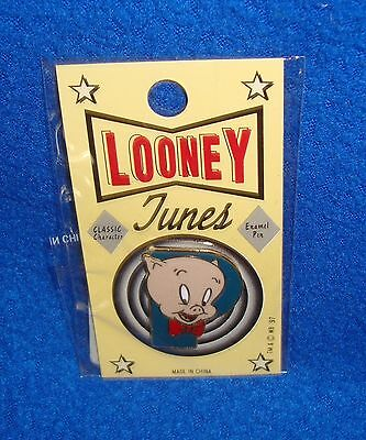 Looney Tunes Porky Pig Pin Sealed