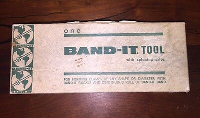 Band-It Banding/Stretching Tool and Buckles