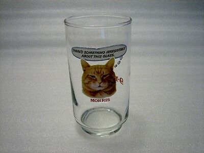 Vintage 9-Lives Glass There's something irresistible about this glass Morris New