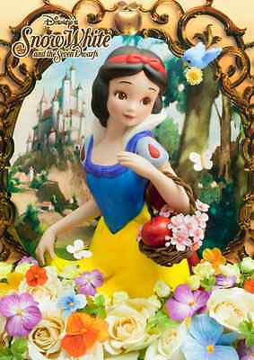 Amazing 3D! Disney Princess Snow White 3D Lenticular Greeting Card