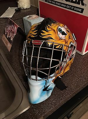 Bauer Goalie Senior Hockey Helmet