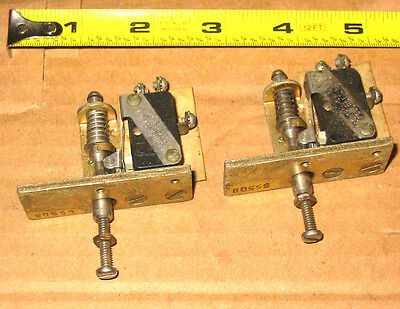 2 Micro Control Switch 15A 250V USA Old Stock