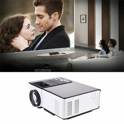1080p LED Projector  LCD Bluethooth Led Lumens Multimedia Projector Smartphone
