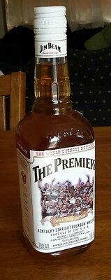 """Manly Sea Eagles """" The Premiers"""" Collectors Bottle. Very Rare to find"""