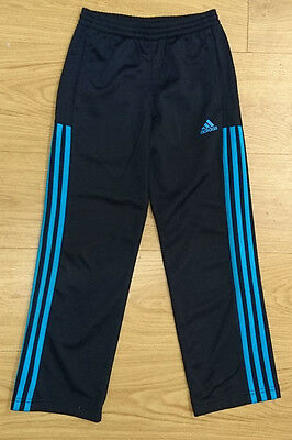 Adidas Girls Tracksuit Bottom Age 7-8 Years Navy Sport