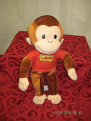 """Curious George - Plush Toy (16"""")"""