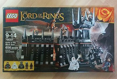 Lego The Lord of the Rings Battle at the Black Gate 79007 Retired