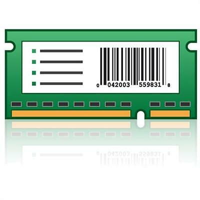 Lexmark Bar Code Card and Forms Card - ROM Speicher - f