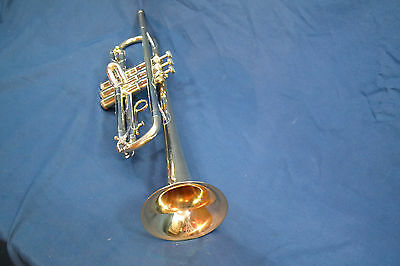 Rare WWII F. E. Olds and sons Super Professional Trumpet made Los Angeles