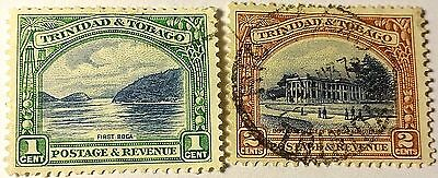 Trinidad & Tobago  First Boca & Imperial College Used Stamp ..worldwide Stamps