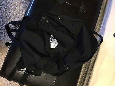 The North Face Backpack PANDORA Bag Travel Hiking Everyday Bag  ~ Black