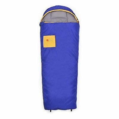 Chinook Kids Rectangular Sleeping Bag Blue 32°F