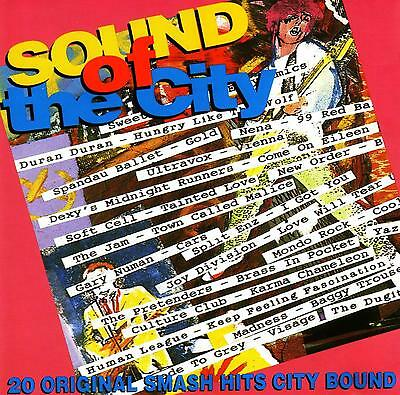 (80's NEW ROMANTIC) SOUND OF THE CITY / VARIOUS ARTISTS