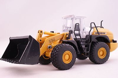 Joal 263 Liebherr L 564 Four Wheel Loader New Diecast - Scale 1:50