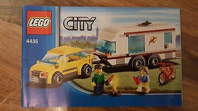 LEGO City 4435 Instructions Only