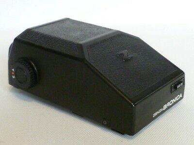 Zenza BRONICA AE-II Metered Prism Finder for ETR / ETRS / ETRSi / ETRC