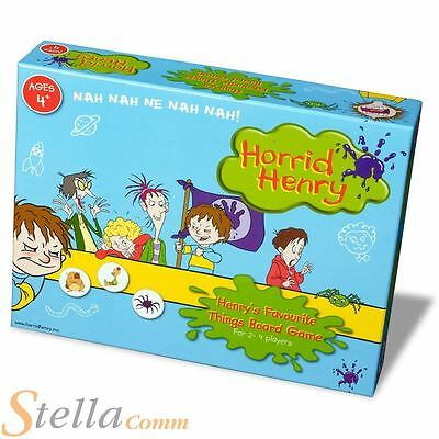 Paul Lamond Horrid Henry Favourite Things Kids Board Game