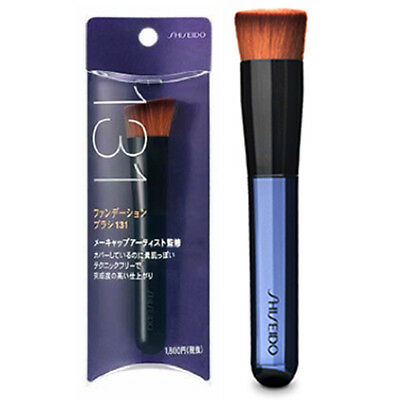 [SHISEIDO] Profesional Grade Perfect Foundation Brush No131 Beauty Winner NEW