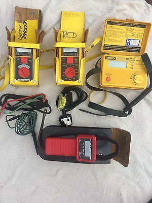 Electrical Test Equipment/electrical Testers/loop Tester/clamp Meter/rcd Tester