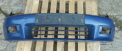 Bmw Z3 Roadster Front Bumper Shell With Carrier In Topaz Blue 8400160
