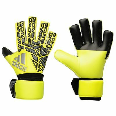 Adidas Ace League Football Goalkeeping Gloves Mens Size 11