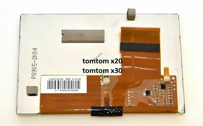 Tomtom Go 520 720 920 630 730 930 Lcd Display Lq043T3Dx0E + Touch