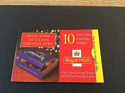 Qe11 Barcode Booklet Greetings Chocolate Design  Design Kx11