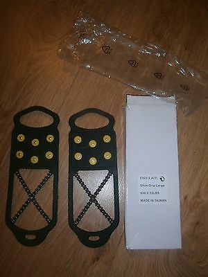 Ice and Snow Shoe Grip - Large