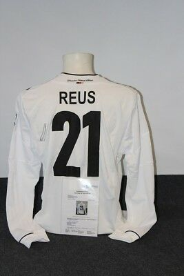 DFB Deutschland Trikot Matthias Ginter signiert XL Authentic Version