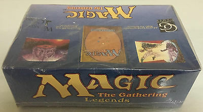 Magic the Gathering Legends Booster Box sealed ENGLISH - box leggende sigillato