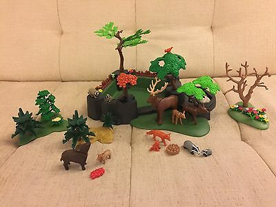 Playmobil Animals And Trees