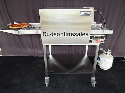 Doyon Single Pizza Conveyor Oven Gas Cooking Lincoln Impinger Competition