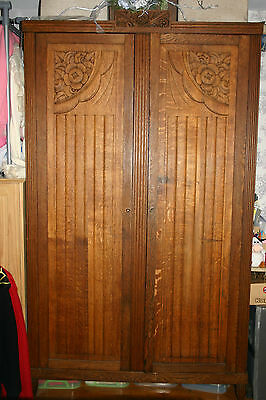 Armoire Penderie Ancienne