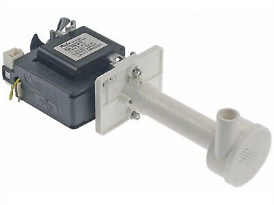 WATER PUMP SCOTSMAN/ICEMATIC 62043300 FOR ICE MACHINE REBO MH30F1 230V 30W 50Hz
